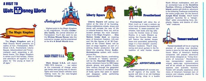 Gulf Disney Map