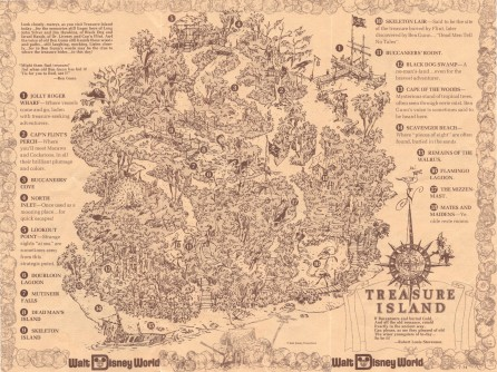Treasure Island 1