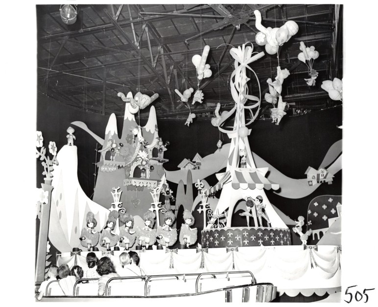 Its a small world song disney collector archives its a small world original worlds fair photographs 1964 publicscrutiny Images