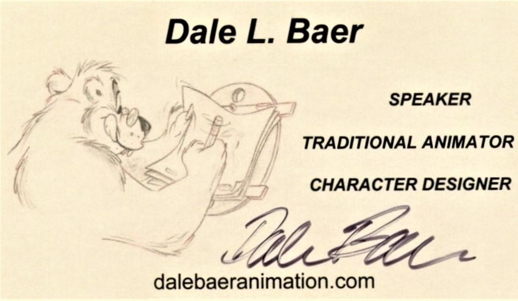 Dale Baer Signature