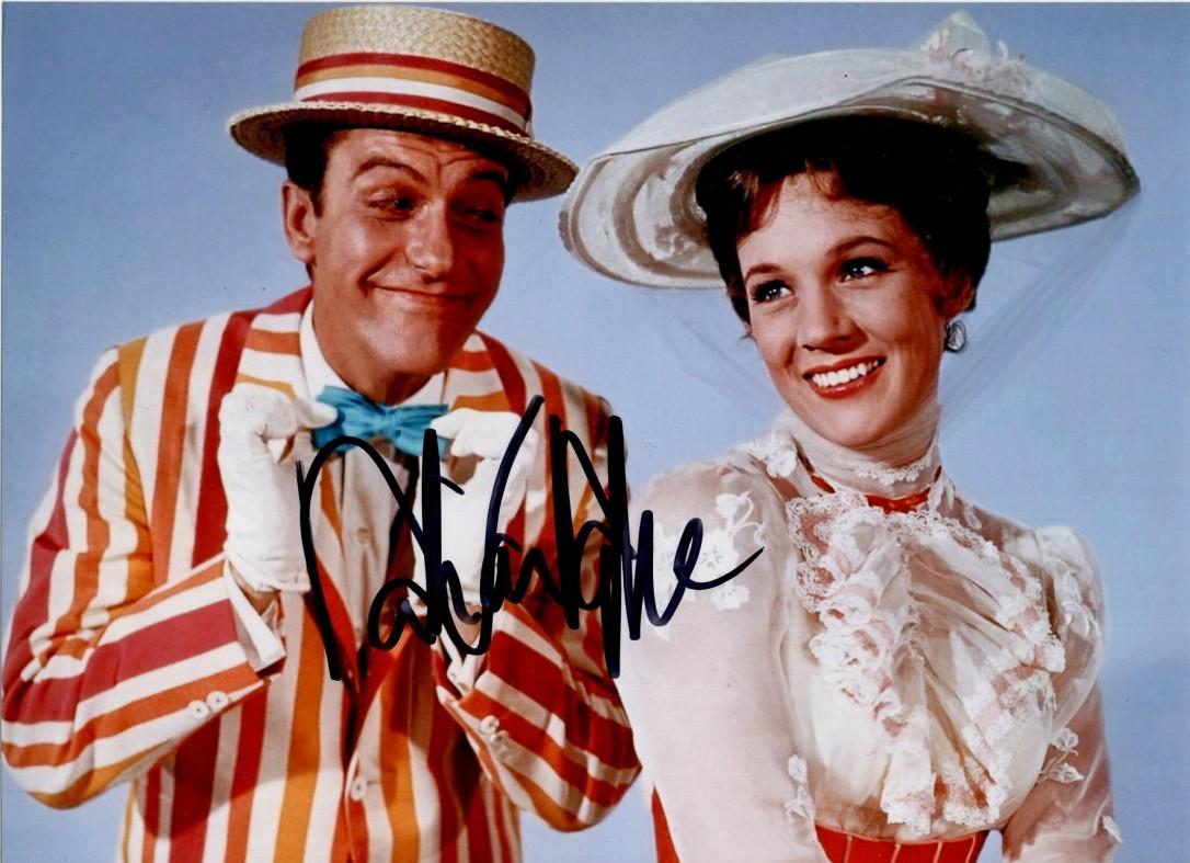 Dick van Dyke Signed