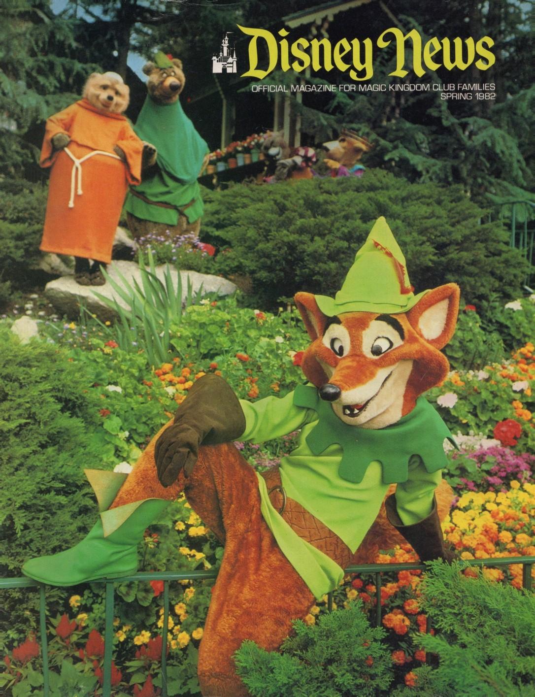Disney Mag Robin Hood