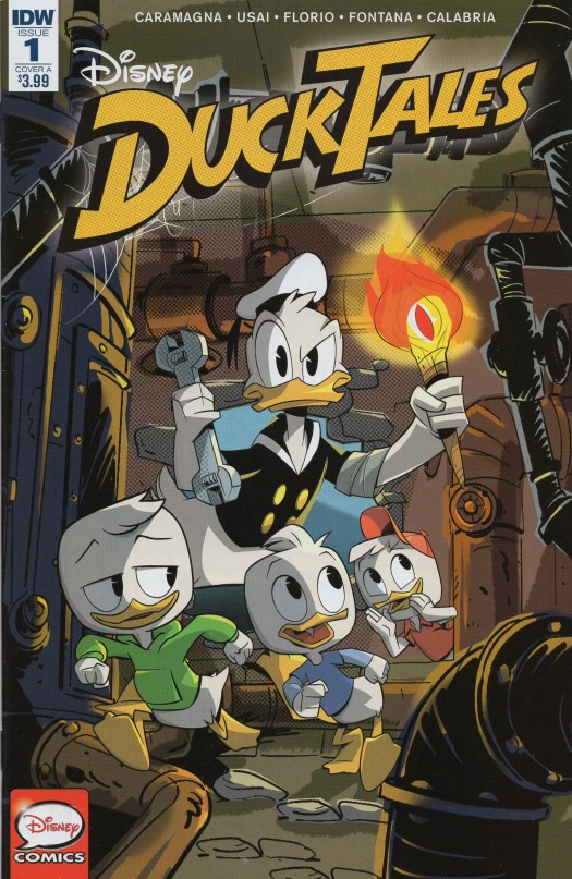 Duck Tales Comic (2)