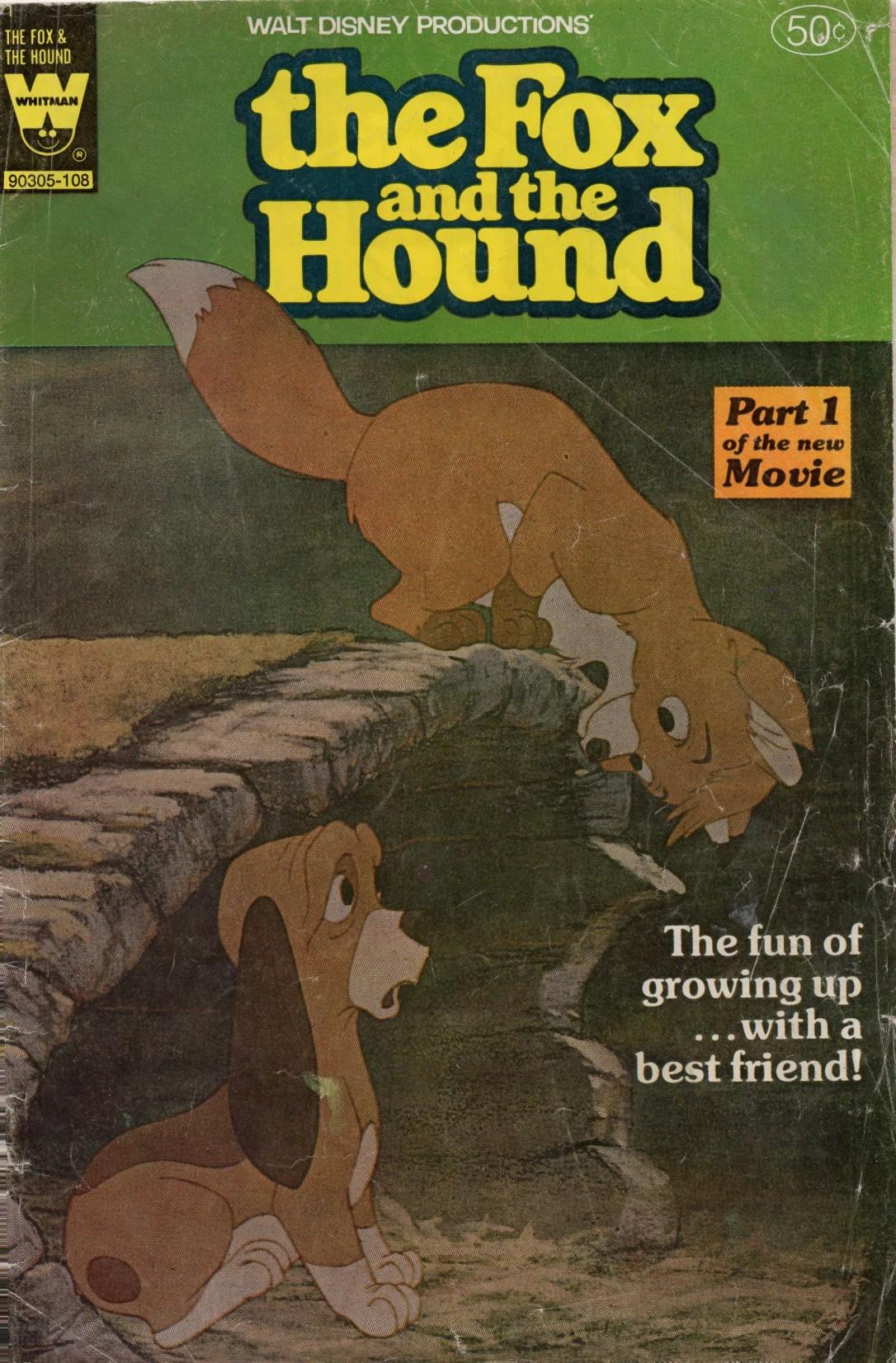 Fox & Hound Comic