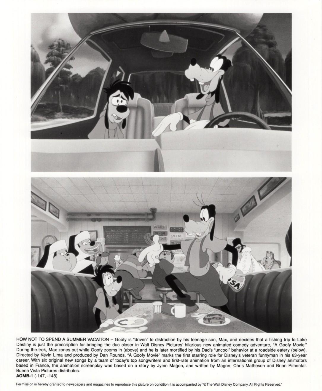 Goofy Movie 2