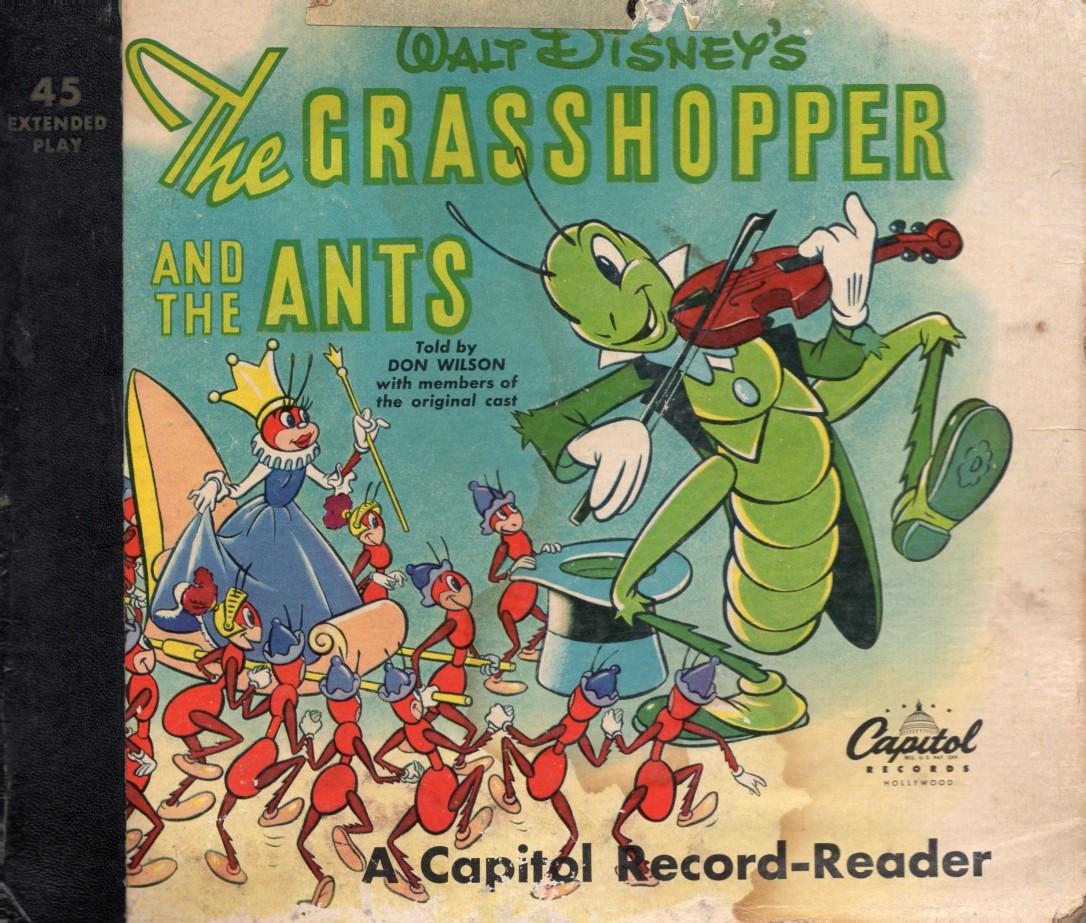 Grasshopper & Ants
