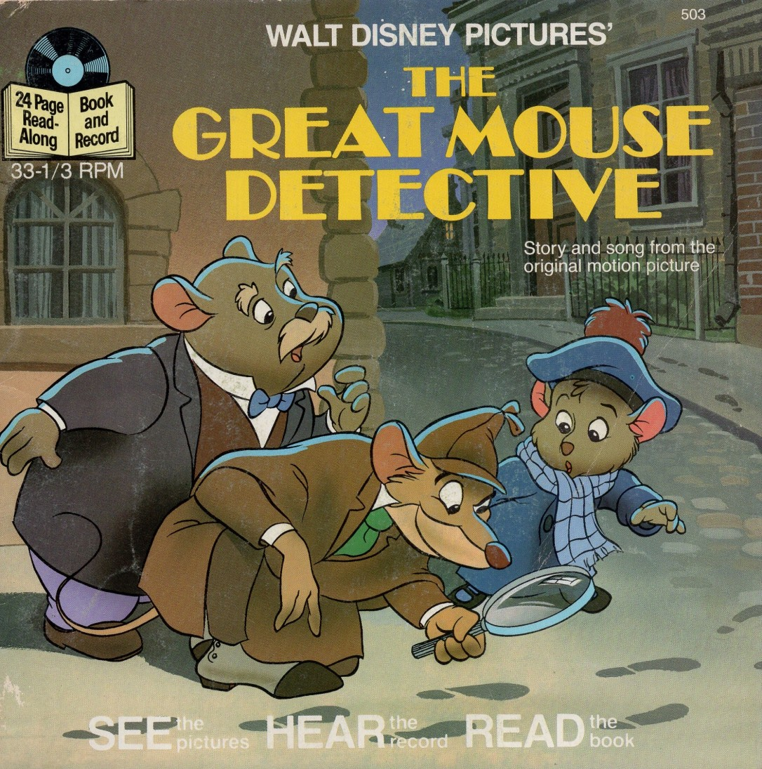 Great Mouse Detective Record