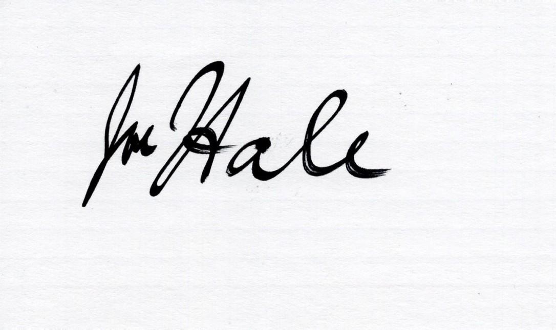 Joe Hale