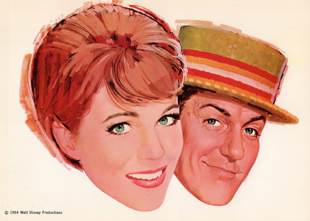 Mary Poppins Fan Card