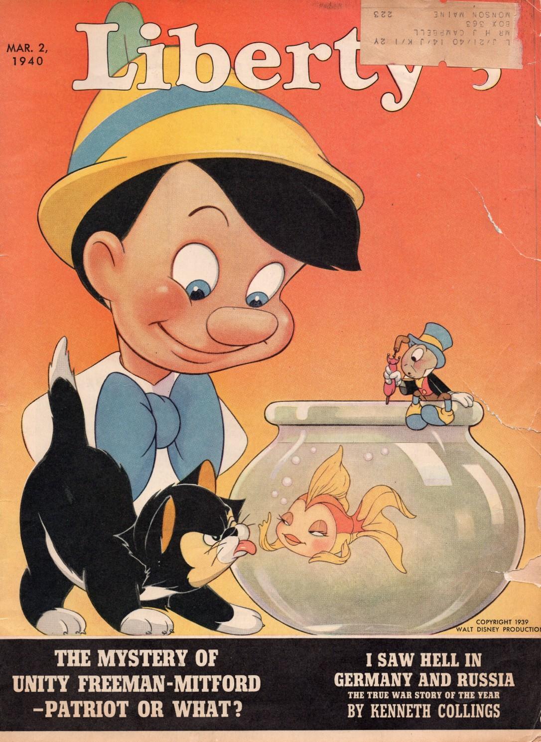 Pinocchio Mag