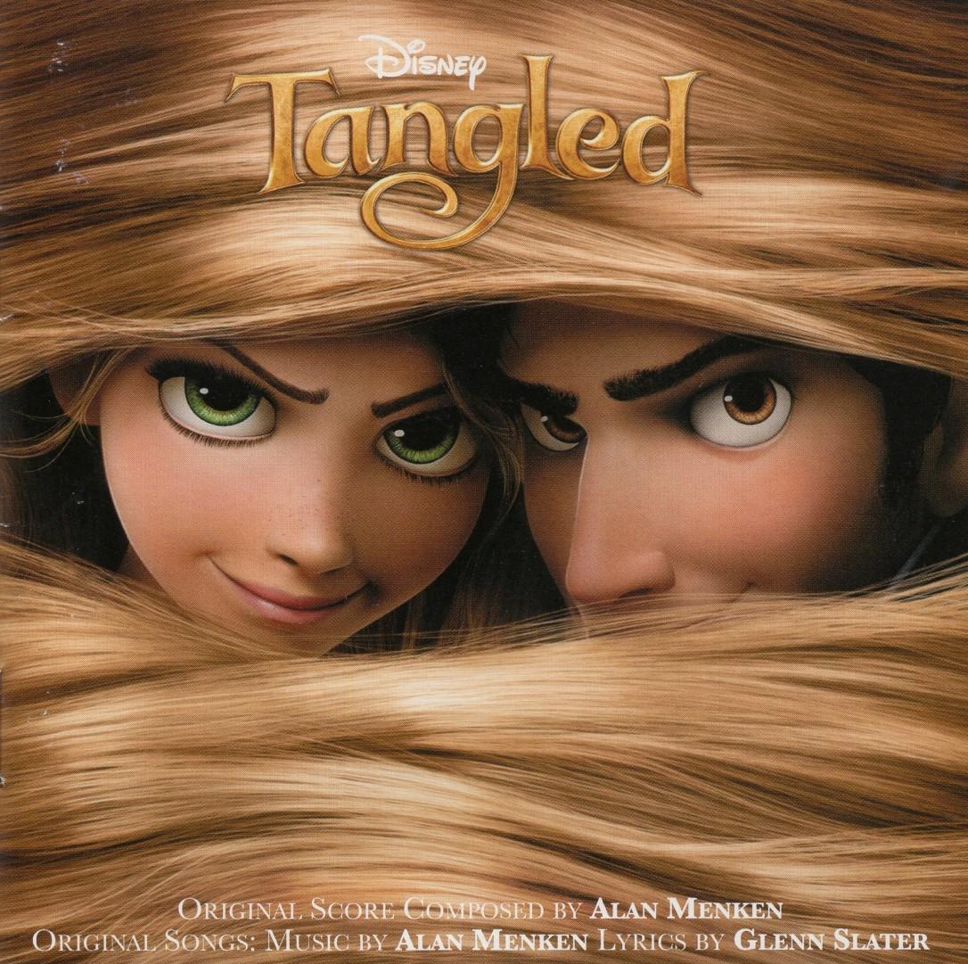 Tangled CD