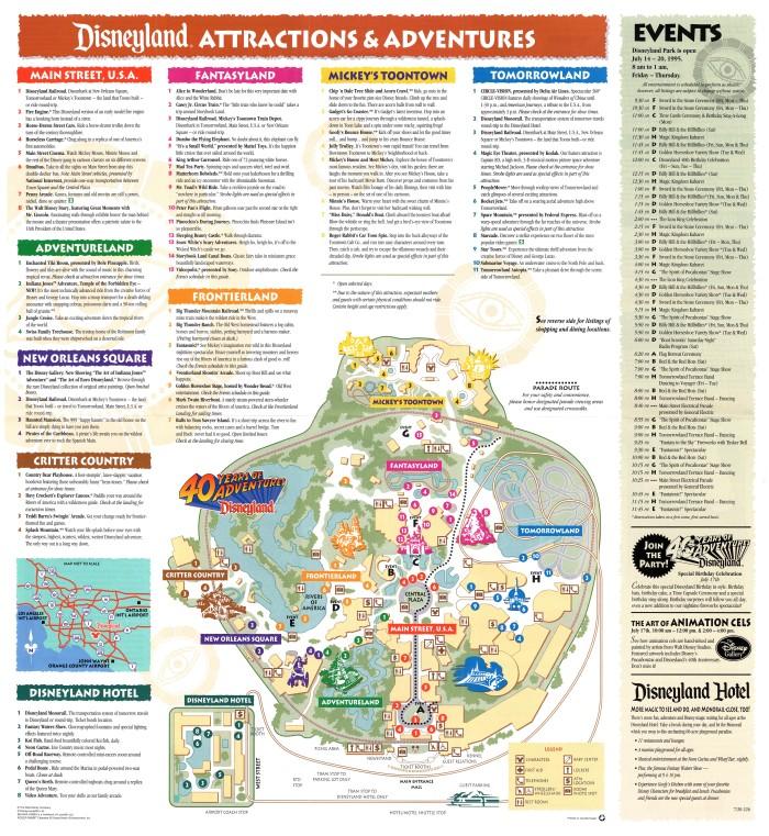 95 Map Interior