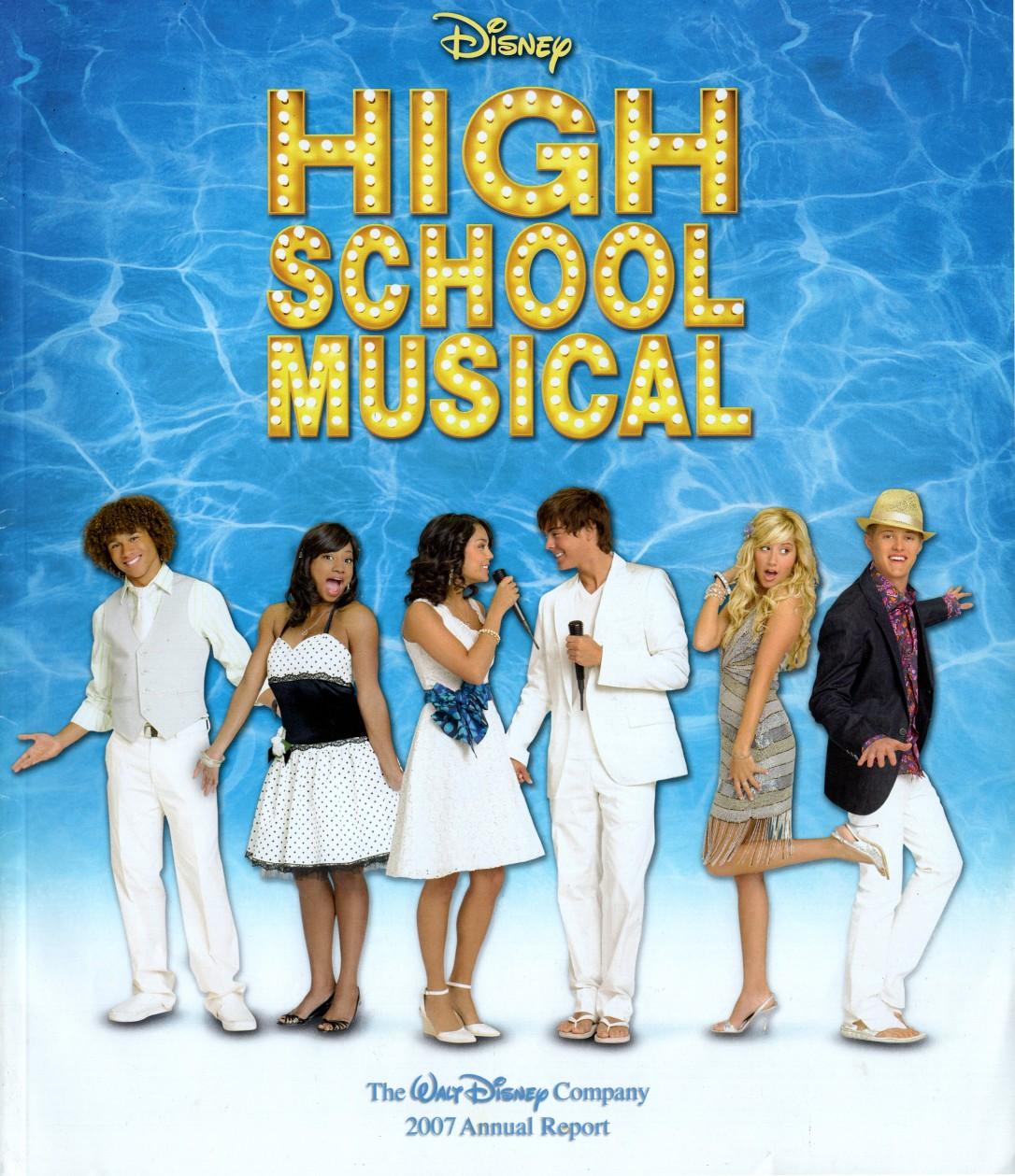 High School Musical Annual Report