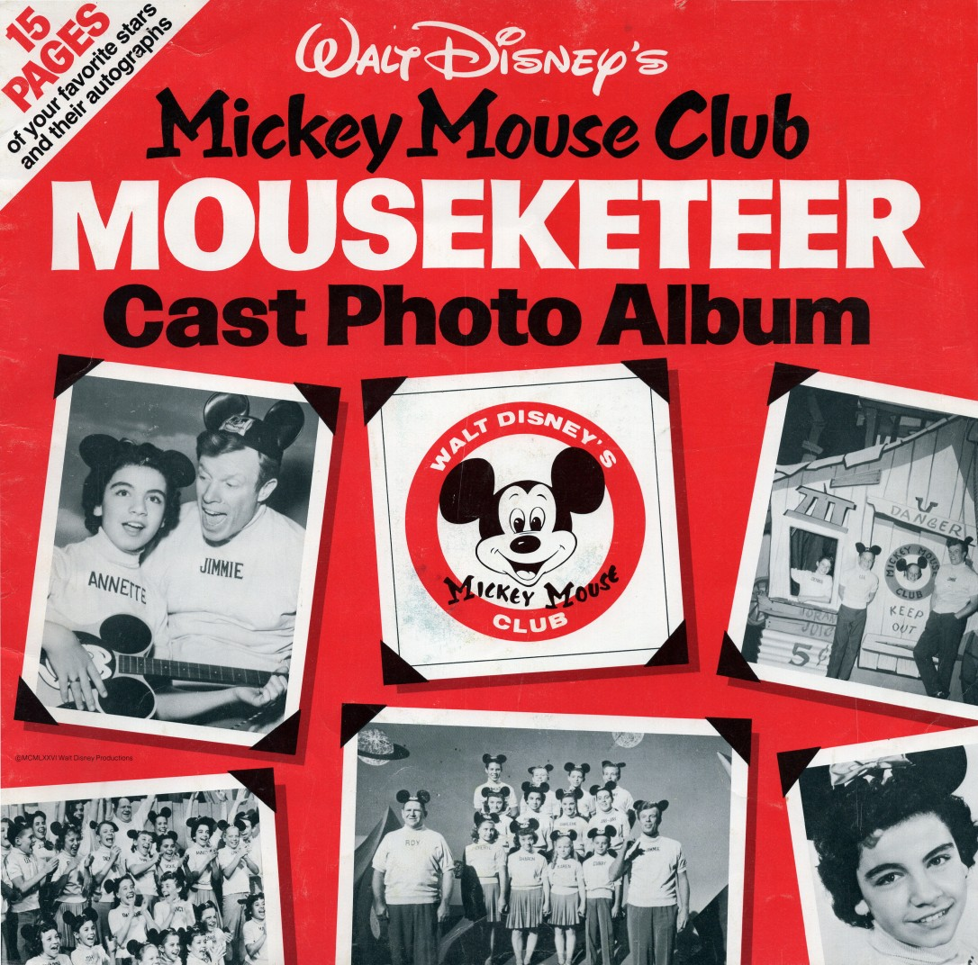 Mouseketeer Album