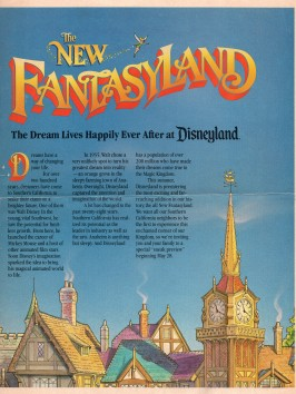 New Fantasyland Cover
