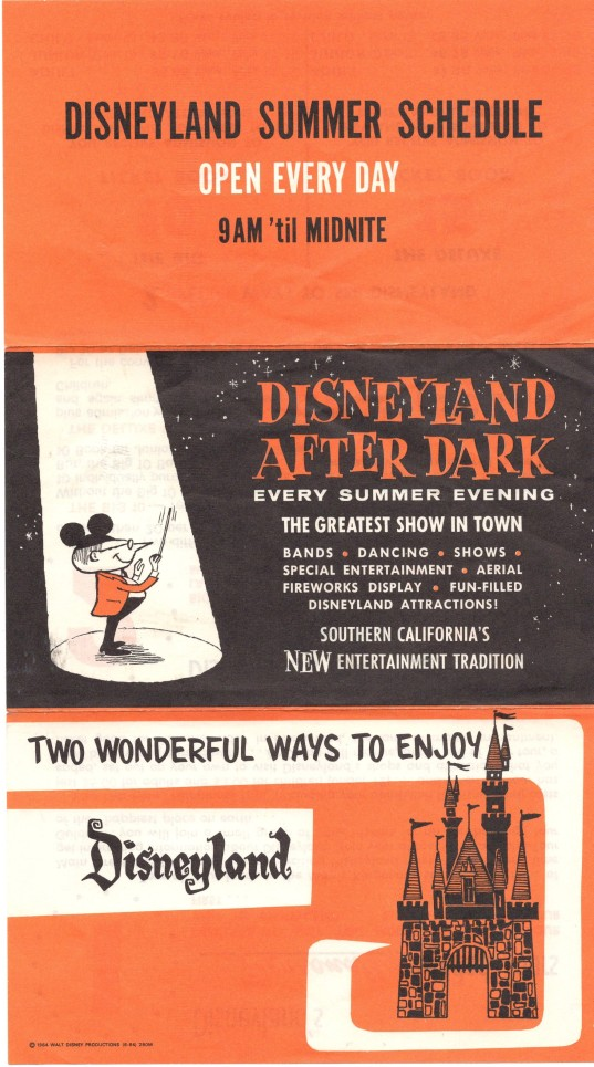 Two Ways Flyer 1964