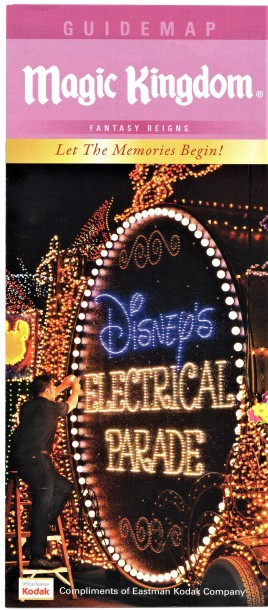 Disney's Electrical Parade edition