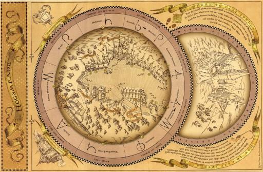 Hogsmeade Interactive Wand