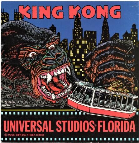 King Kong Souvenir Pic