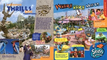 Lost Continent & Seuss