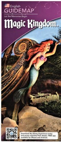 New Fantasyland Ariel