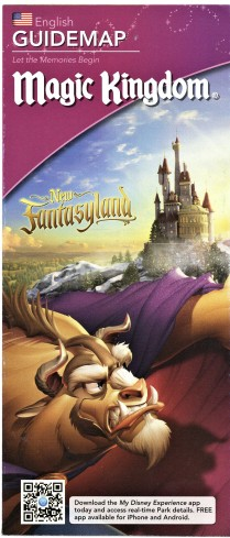 New Fantasyland Beast