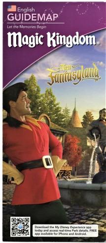New Fantasyland Gaston