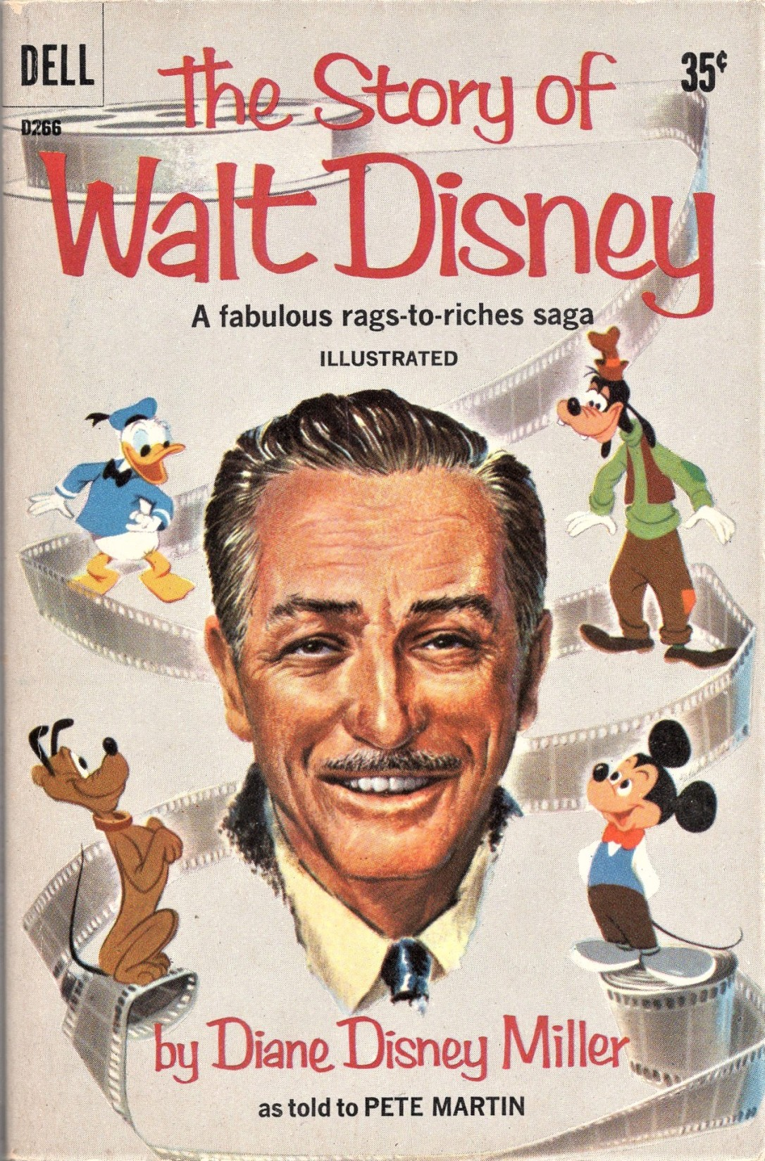 Walt Disney Story