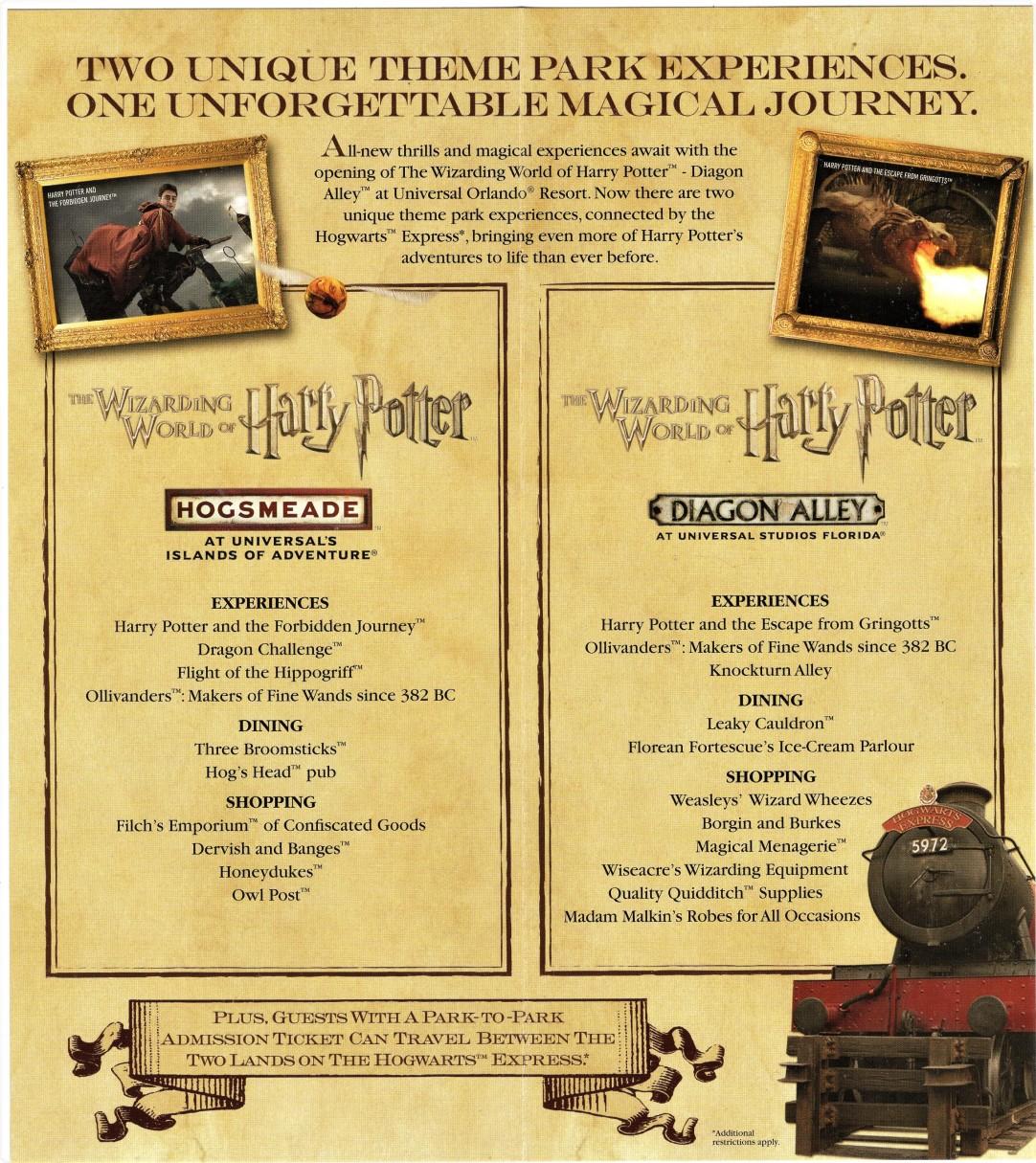 Wizarding World 2